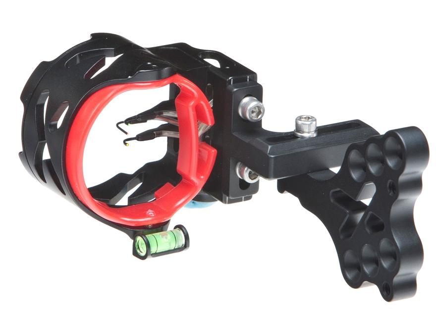 "Archer Xtreme HeadHunter Pro Bow Sight .019"" Diameter Pins Blackout"