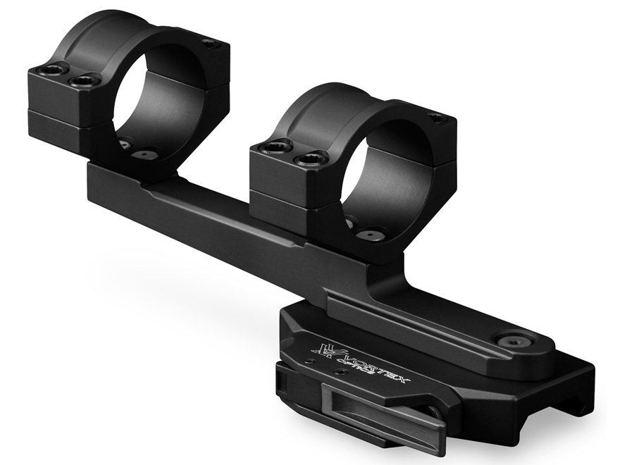 Vortex Optics 30mm Precision Quick-Release 1-Piece Picatinny-Style Extended Cantilever ...