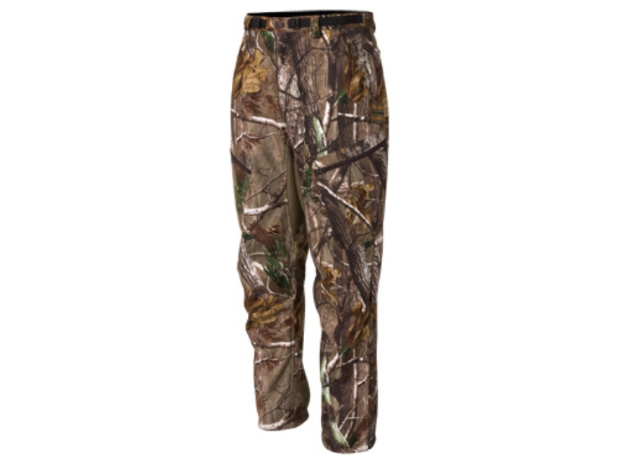 "Scent-Lok Men's Mirage Pants Polyester Realtree AP Camo Medium 32-34 Waist 32"" Inseam"