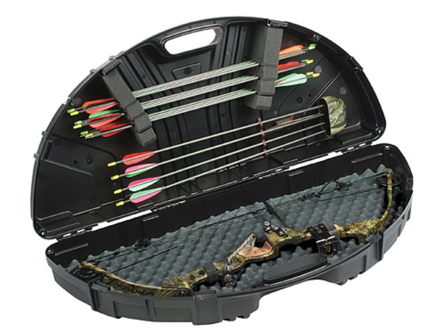 "Plano SE Series 43"" Single Bow Case Polymer Black"