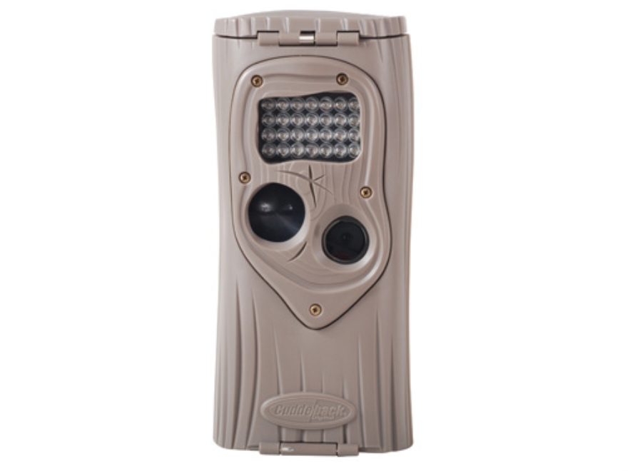 Cuddeback Ambush Infrared Game Camera 5.0 Megapixel Brown