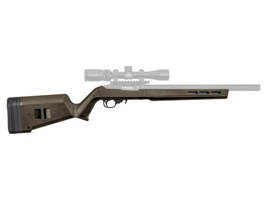 Magpul Hunter X-22 Stock Ruger 10/22 Polymer