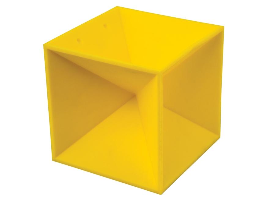 "Caldwell Duramax 5"" Target Ball Ballistic Polymer Yellow"
