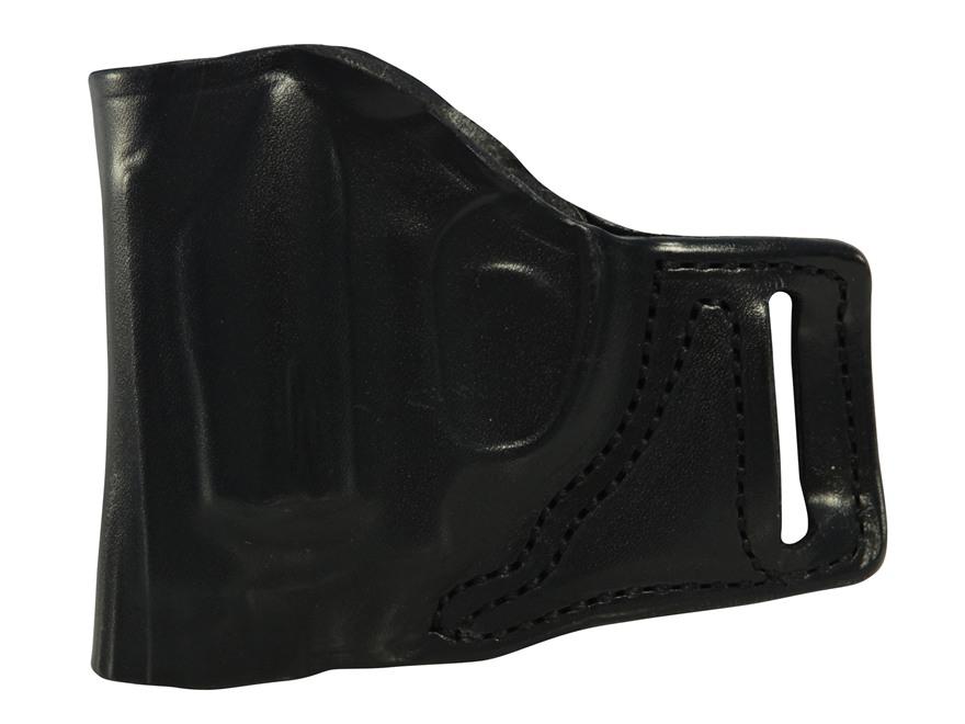 DeSantis L-Gat Slide Belt Holster Left Handed S&W J 36, 37, 60, 317, 331, 337, 360, Bod...
