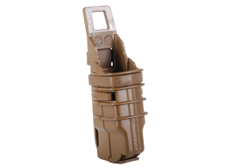 ITW FastMag Pistol Gen III Single Magazine Pouch Pistol MOLLE Compatible Polymer