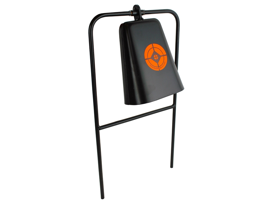 Do-All Cow Bell Spinning Target 22 Caliber Rimfire Steel