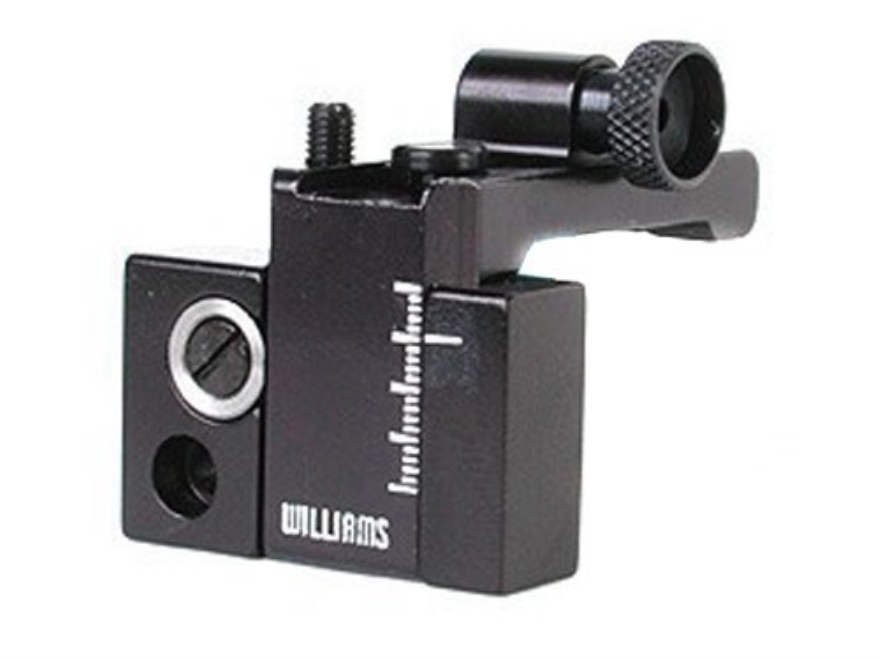 Williams 5D-39A Receiver Peep Sight Marlin 39A Aluminum Black