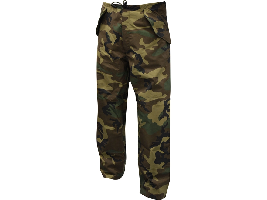Military Surplus ECWCS GORE-TEX Pants