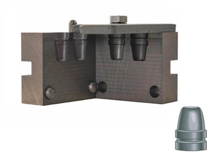 RCBS 2-Cavity Bullet Mold 45-201-SWC 45 Caliber (452 Diameter) 201 Grain Semi-Wadcutter