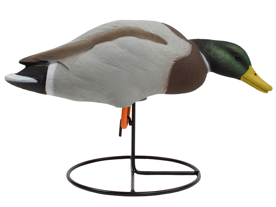 Tanglefree Pro Series Full Body Mallard Feeder Duck Decoy Pack of 6