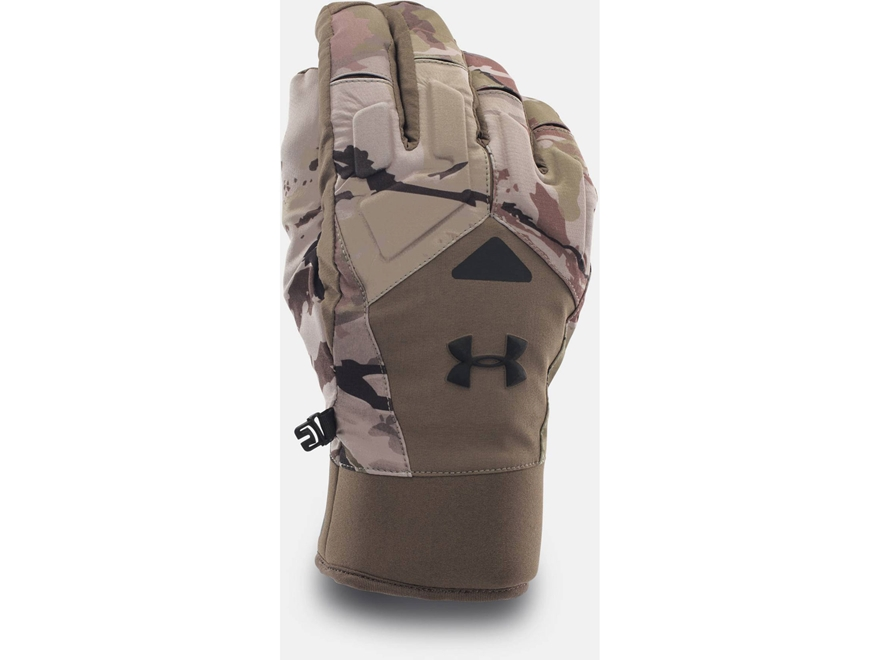 Under Armour Men's UA Coldgear Infrared Scent Control 2.0 Primer Gloves Polyester