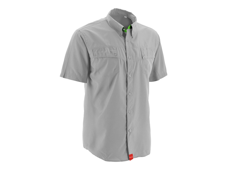 Huk Men's Next Level Performance Shirt Short Sleeve Polyester