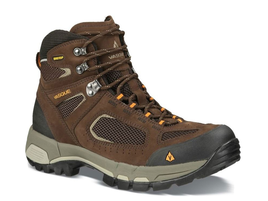 "Vasque Breeze GTX 2.0 5"" Waterproof Uninsulated Hiking Boots Leather Men's"