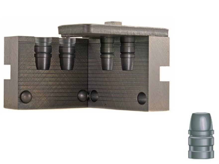 RCBS 2-Cavity Bullet Mold 41-210-SWC 41 Magnum (410 Diameter) 210 Grain Semi-Wadcutter