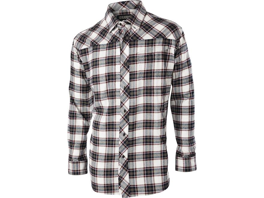 BLACKHAWK! Men's Verity Button-Up Shirt Long Sleeve Poly/Cotton