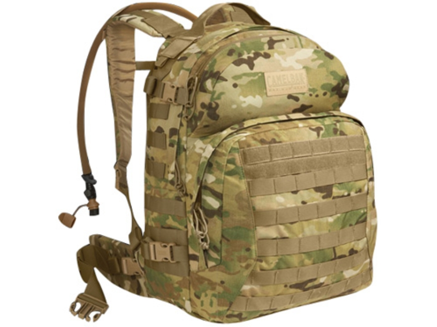 CamelBak Motherlode Backpack with 100 oz Hydration System Nylon Multicam Camo
