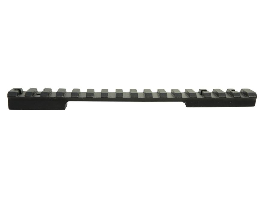 Leupold 1-Piece Mark 4 Long Range Picatinny-Style Scope Base (8-40 Adaptable) Matte