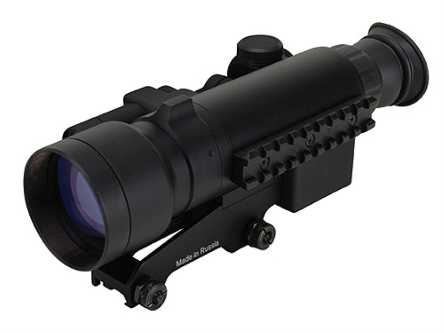Yukon NVRS Titanium Tactical 1st Generation Night Vision Rifle Scope 2.5x 50mm with Int...