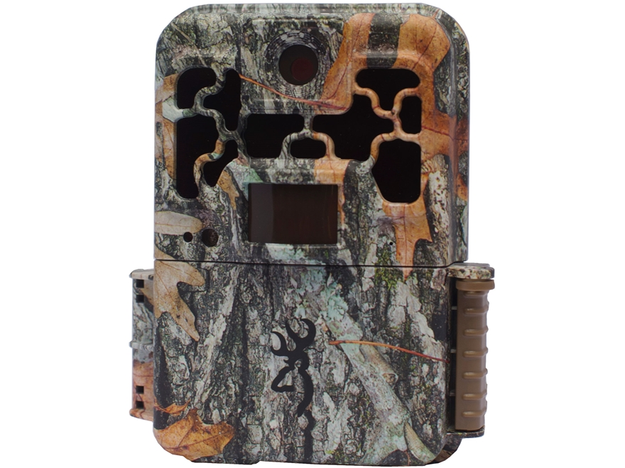 Browning Spec Ops FHD Platinum Black Flash Infrared Game Camera with Color Viewing Scre...