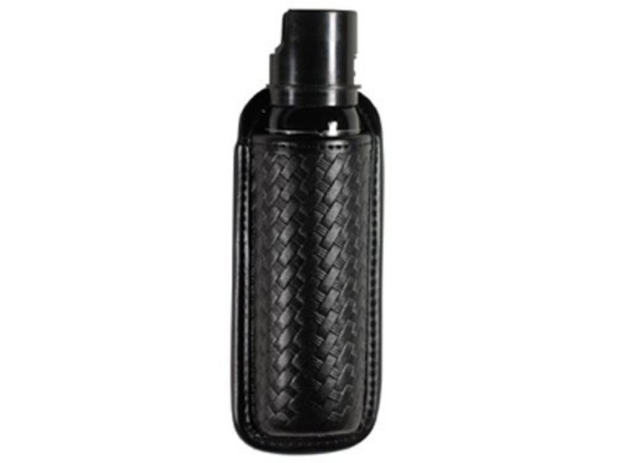 """Bianchi 7908 AccuMold Elite  Pepper Spray Pouch Open Top MKIV Canisters 7-1/4"""" Trilaminate"""