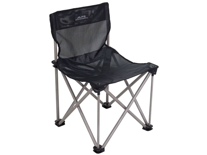 ALPS Mountaineering Adventure Camp Chair Aluminum Black