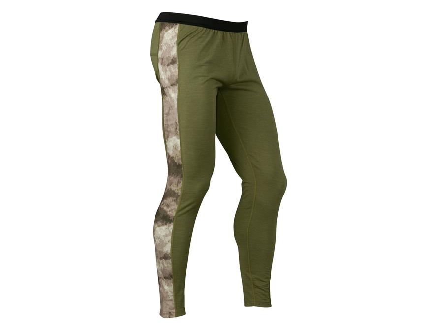 Browning Men's Hell's Canyon Speed MHS Base Layer Pants Merino Wool