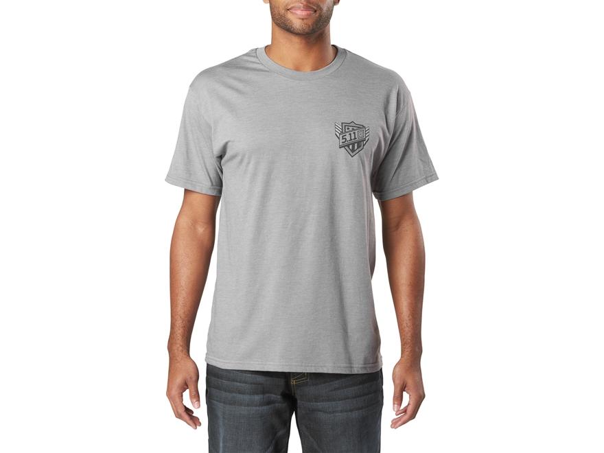 5.11 Men's Viper T-Shirt Short Sleeve Polyester/Cotton Blend
