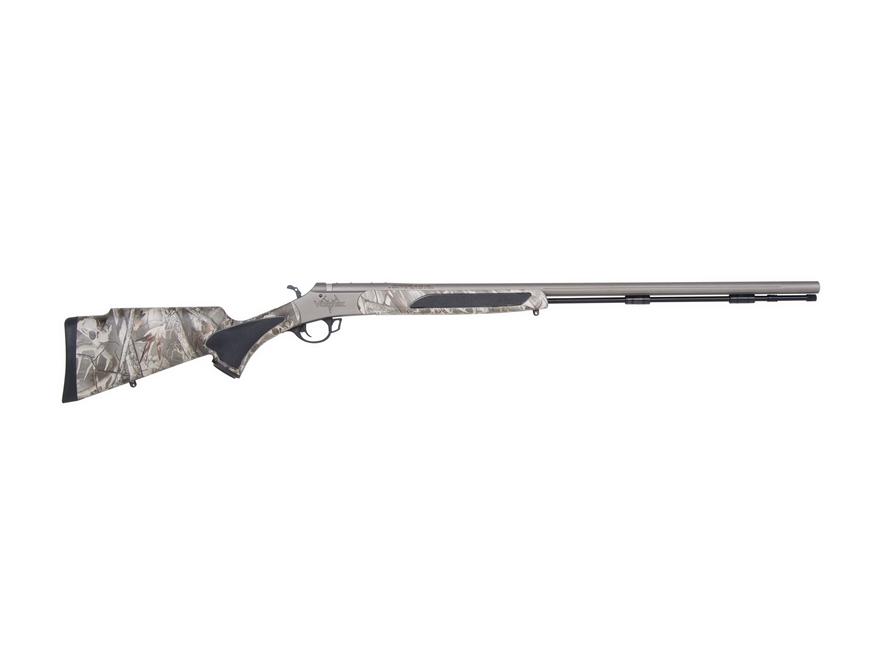 "Traditions Vortek Ultralight LDR Muzzleloading Rifle 50 Caliber 30"" Cerakote Barrel Syt..."