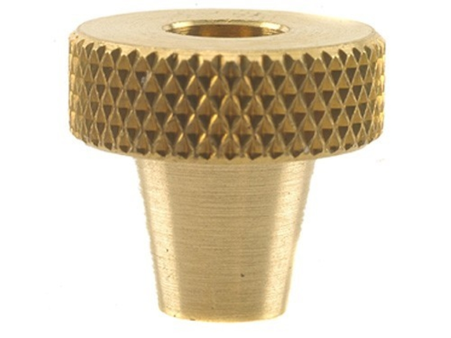 Dewey Brass Muzzle Guide for Stainless Rods