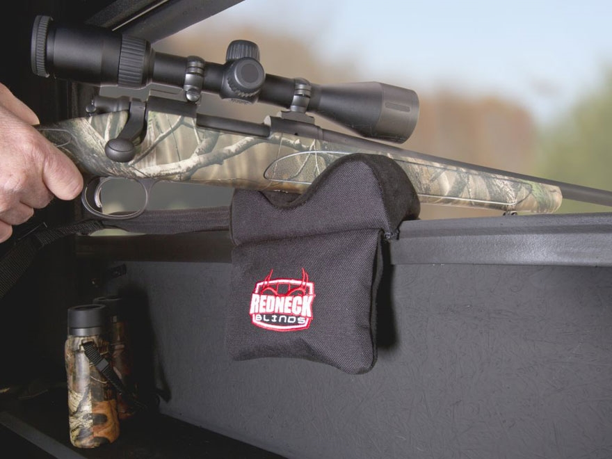 Redneck Blinds Window Gun Rest Bag