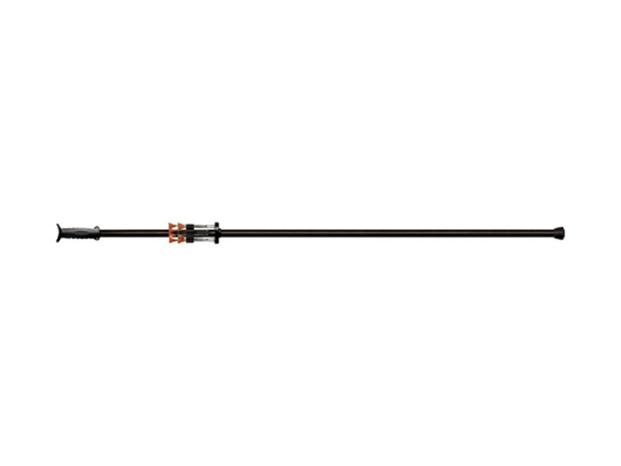 Cold Steel Professional .625 Caliber Blowgun 5 Foot One Piece Aluminum Black