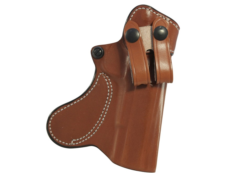"DeSantis Inner Piece Inside the Waistband Holster Right Hand Springfield 1911-A1 5"" Lea..."