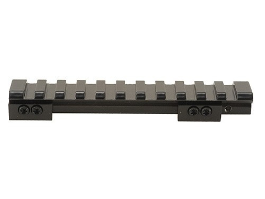 Warne Maxima 1-Piece Aluminum Weaver-Style Scope Base Ruger Mini-14, PC9, PC40, 77/22, ...