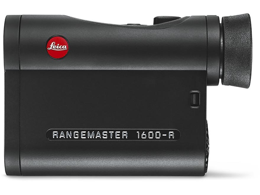 Leica Rangemaster CRF 1600-R Laser Rangefinder 7x Black