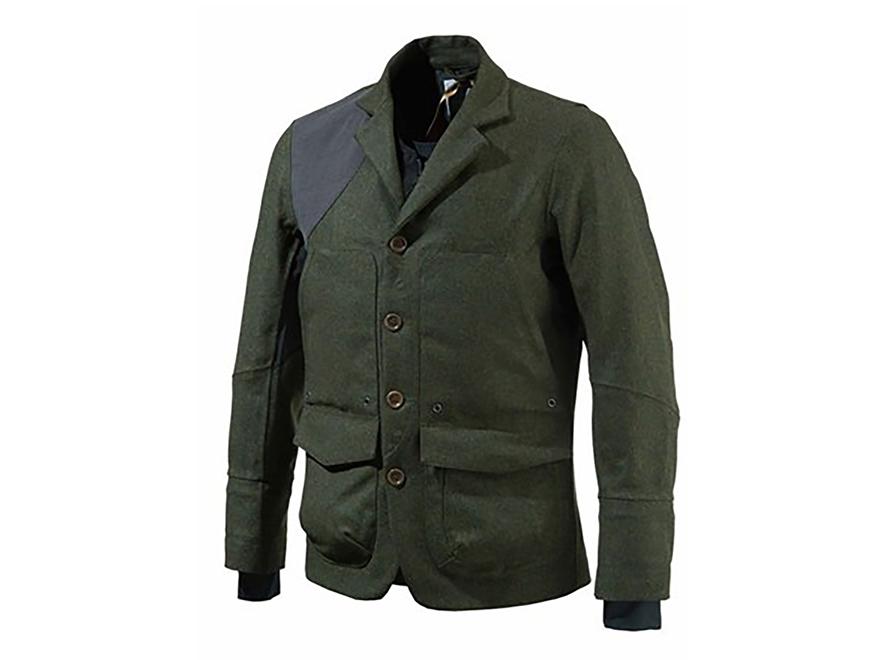 Beretta Men's Techwool Active Jacket Polyester Green