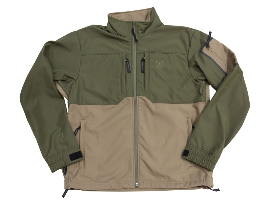 Browning Black Label FMJ Windkill Jacket Forest and Desert XL