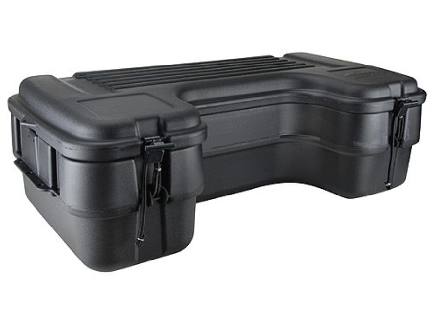 "Plano Rear Mount ATV Storage Box 39-1/2"" x 20-1/2"" x 12-3/8"" Polymer Black"