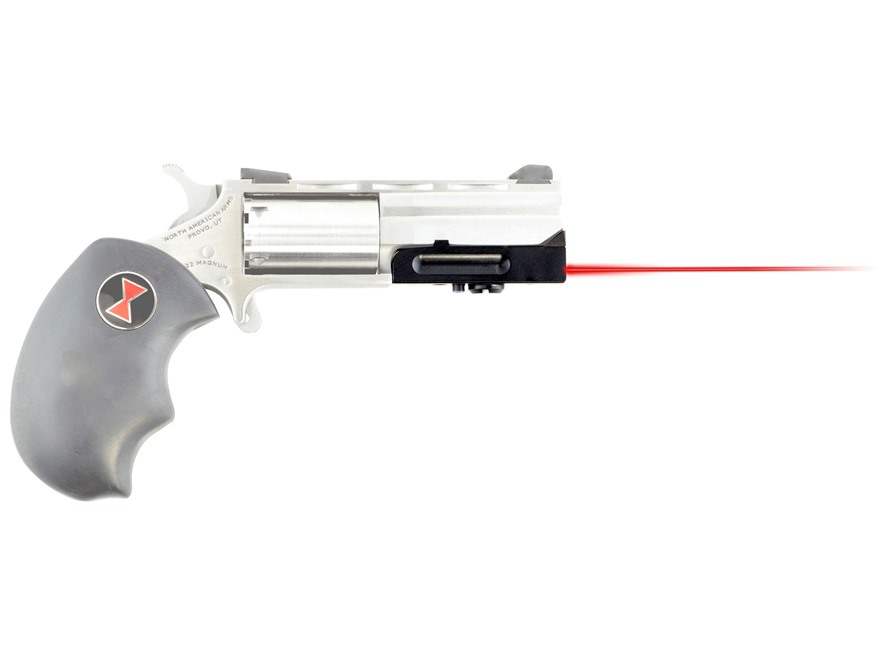 LaserLyte Venom Laser Sight NAA Black Widow, Mini Master Polymer Black