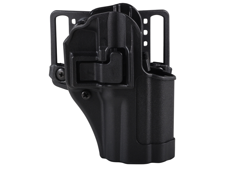 BLACKHAWK! CQC Serpa Holster Springfield XD Service and Compact Polymer Black