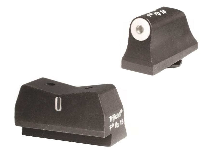 XS DXT Suppressor Height Night Sight Set Glock 17, 19, 22, 23, 24, 26, 27, 31, 32, 33, ...