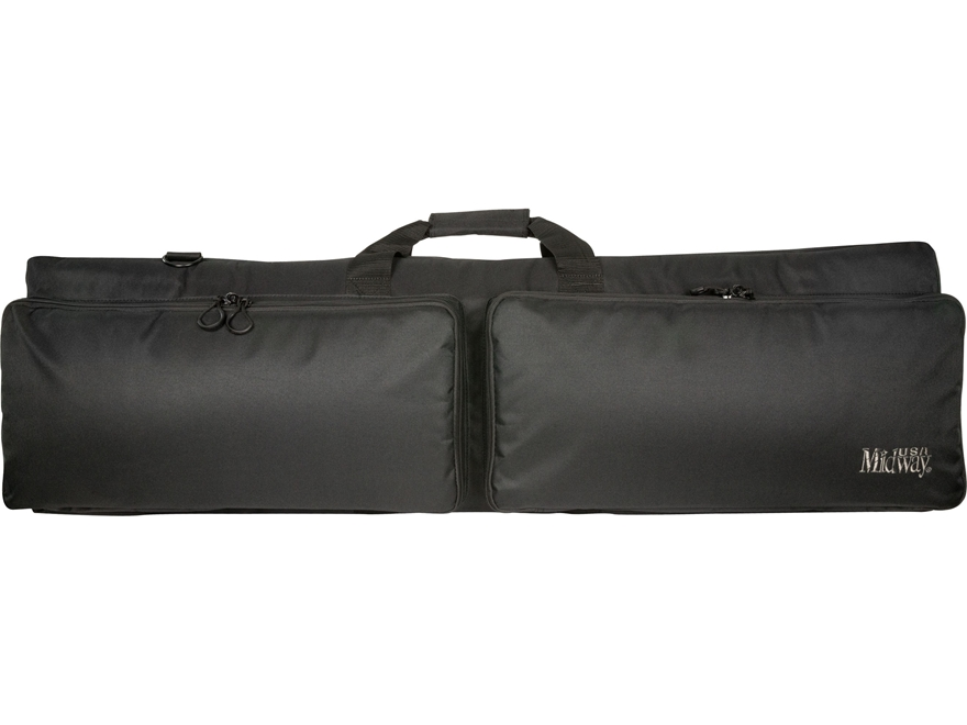 MidwayUSA Heavy Duty Double Tactical Rifle Case