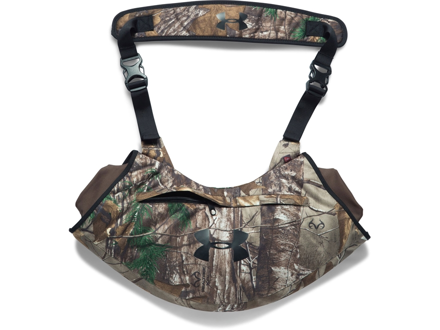 Under Armour UA Reactor Scent Control Handwarmer Muff Polyester Realtree Xtra Camo