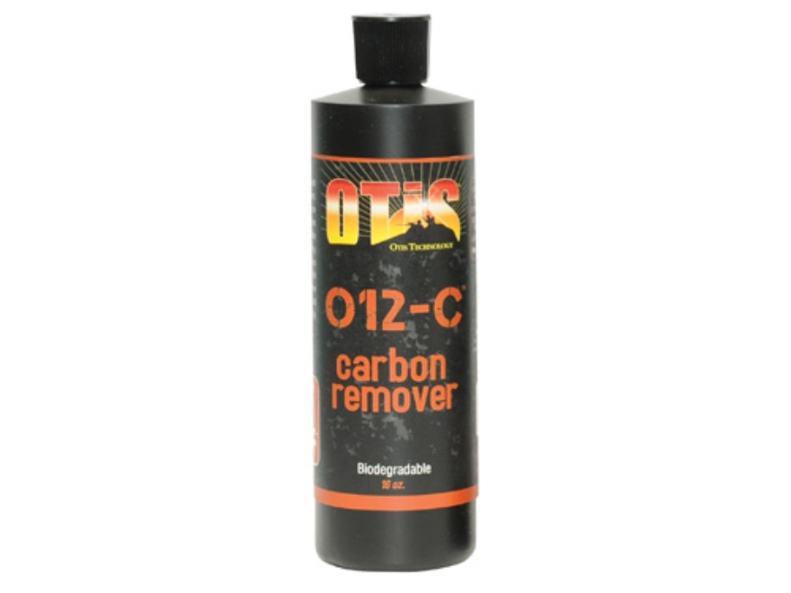 Otis O12-C Carbon Remover 16 oz Liquid