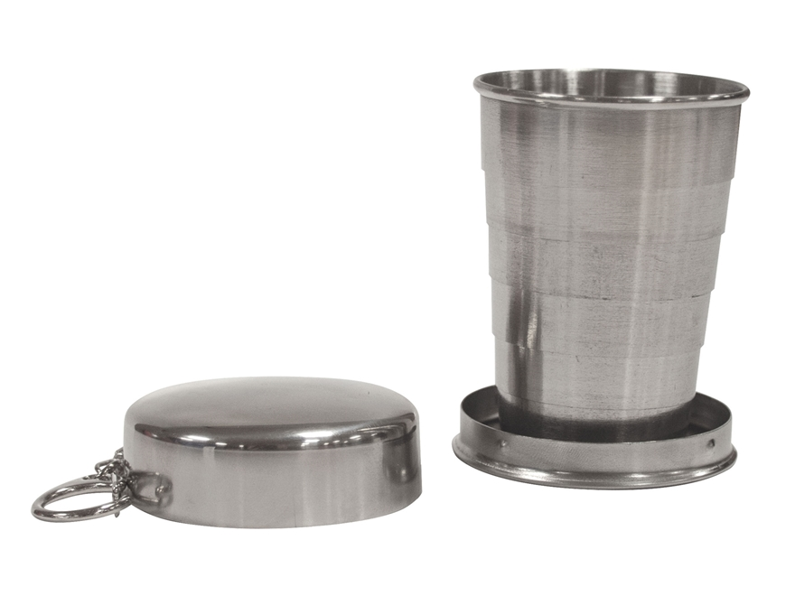 UST Heritage Packable Cup Stainless Steel
