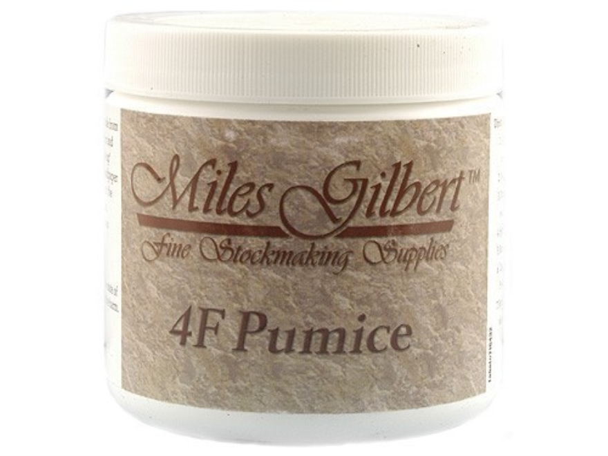 Miles Gilbert Stock Rubbing Compound 4F Pumice 8 oz