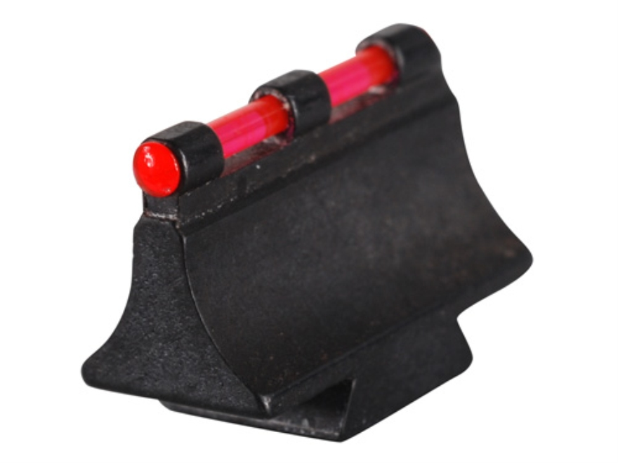 Williams Fire Sight Rifle Bead Fiber Optic Red