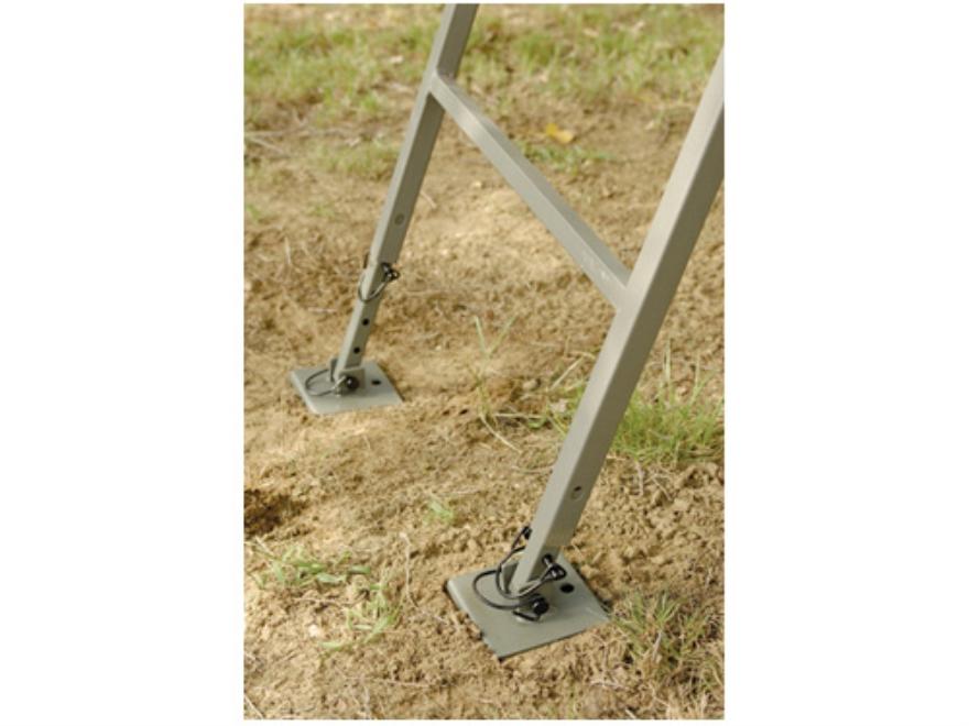 Ameristep Treestand Ladder Leveler Steel
