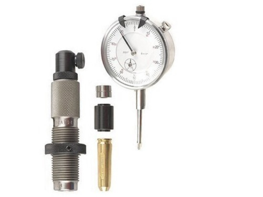 Redding Instant Indicator Comparator with Dial 243 Winchester Ackley Improved 40-Degree...