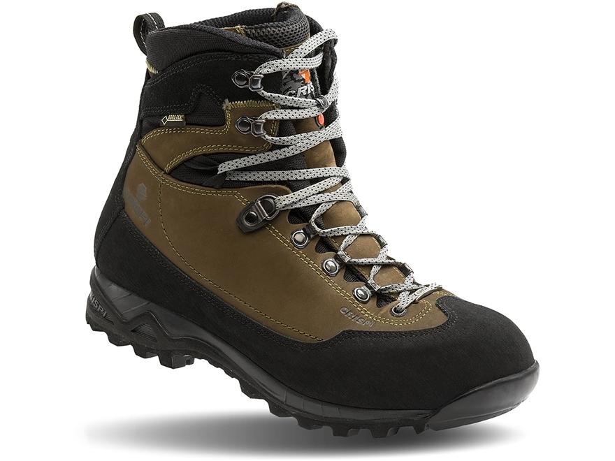 "Crispi Dakota GTX 8"" Waterproof GORE-TEX Hiking Boots Leather Men's"