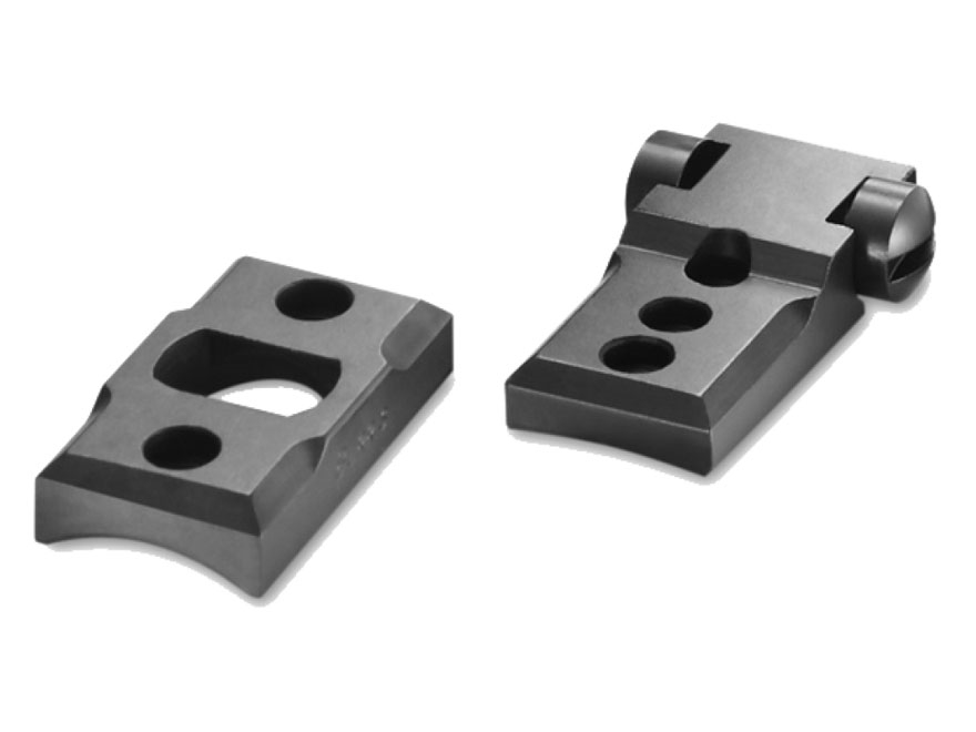 Burris 2-Piece Trumount Standard Scope Base Browning X-Bolt Matte